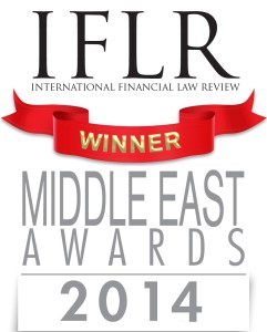 IFLR MEA Awards Rosette 2014